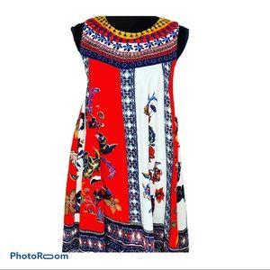 Maeve Anthropologie Floral XS summer dress